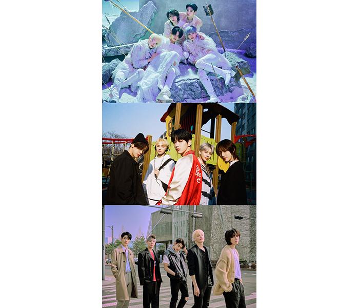 TOMORROW X TOGETHER、2ndアルバムのリード曲「0X1=LOVESONG (I Know I Love You) feat. Seori」がLINE MUSICデイリーチャート6日連続1位!