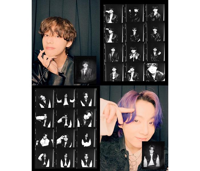BTS、CD「Butter」発売前に新コンテンツ公開!VとJUNG KOOKからスタート!