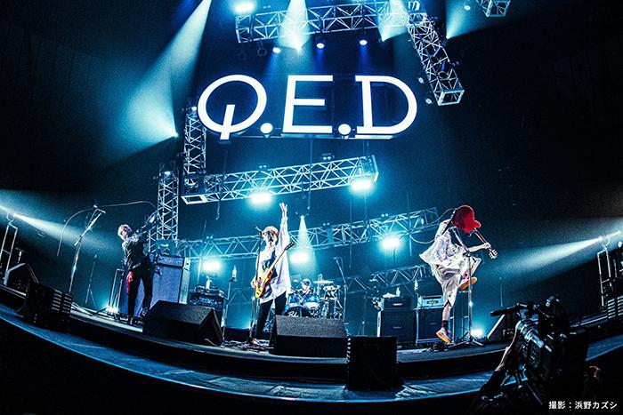 BLUE ENCOUNT、初の横浜アリーナ・ワンマン公演を6/20(日)にWOWOWで放送・配信!