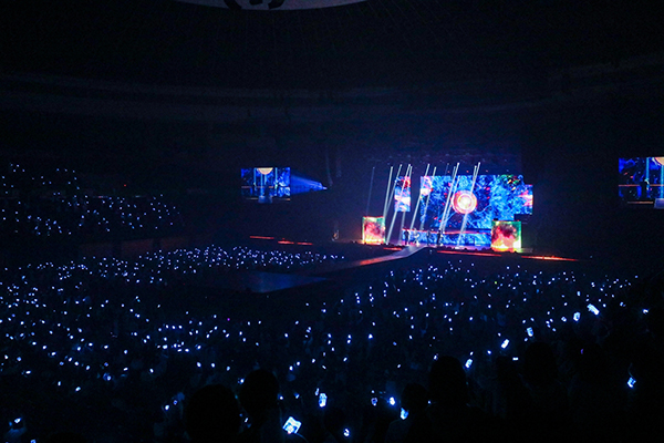Da-iCE、自身初となる全国アリーナツアー開幕!約1年半振りの有観客単独公演を実施!!