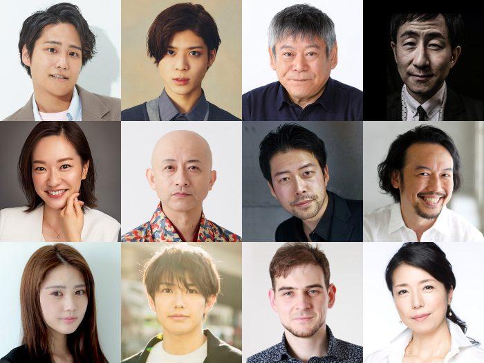 桐山照史(ジャニーズWEST)主演舞台「赤シャツ」のキャスト陣が発表