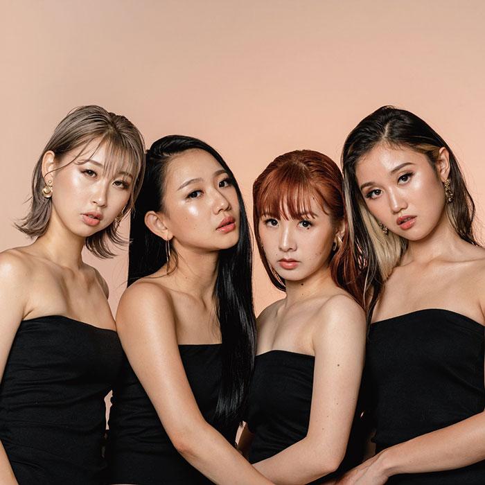 次世代ガールズユニット、MUSEがシングル『TASTY』を配信リリース&MV公開!
