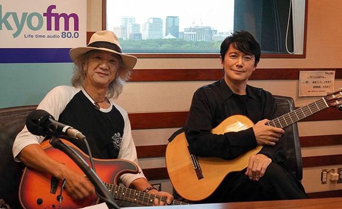Char×福山雅治、豪華トーク&ギターセッションありのラジオ対談が実現!