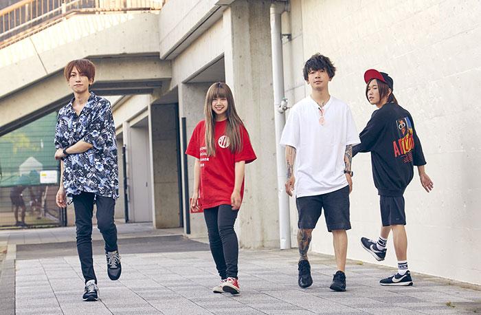 MOSHIMOが日本コロムビアからメジャーデビュー決定!メジャー初のフルアルバム「化かし愛」リリース!