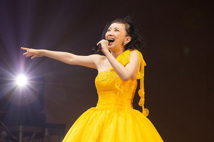 高橋由美子、デビュー30周年記念コンサートを開催!
