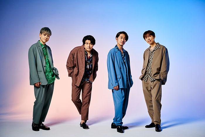 純烈の弟分LAST FIRST、新曲が「噂の!東京マガジン」エンディングテーマに決定!