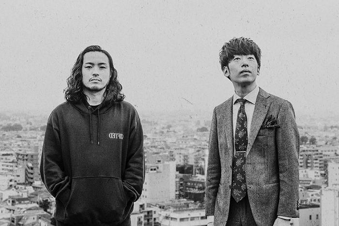 Creepy Nuts、ニューアルバムを9月1日(水)にリリース&ワンマンツアーを同時発表!