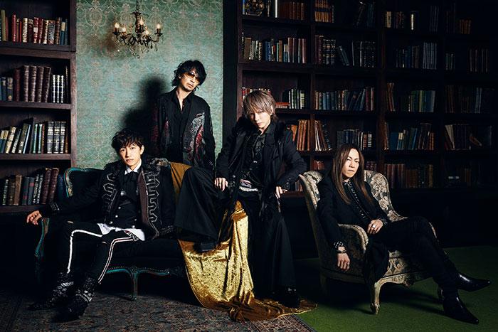 L'Arc~en~Ciel、ニューシングル「ミライ」ジャケットアートワークや早期予約特典デザインを公開!