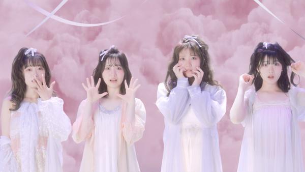 """中井りかプロデュースユニット""""CloudyCloudy""""のMVが公開「とても女の子らしいふわふわした感じに仕上がりました!」"""