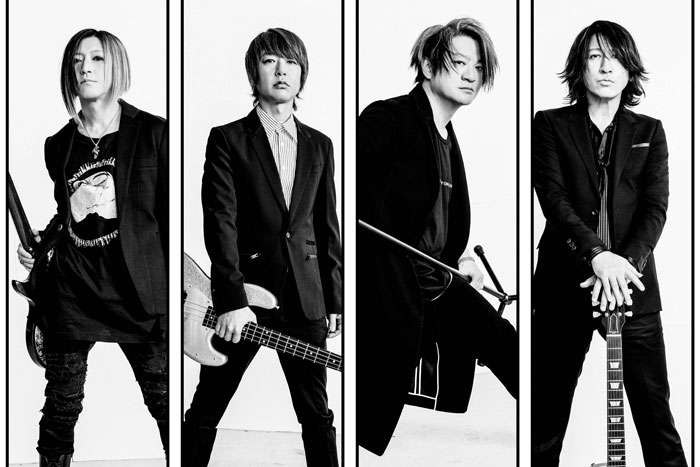 GLAY、待望の最新のシングルとアルバムリリースを発表