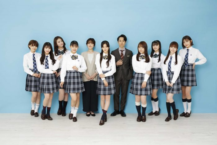 Girls²(ガールズガールズ)主演ドラマにEXILE TETSUYA、筧美和子、木村昴らの出演決定