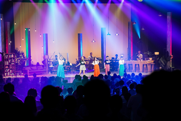 Little Glee Monster、5人が再結集したホールツアーが名古屋で開幕