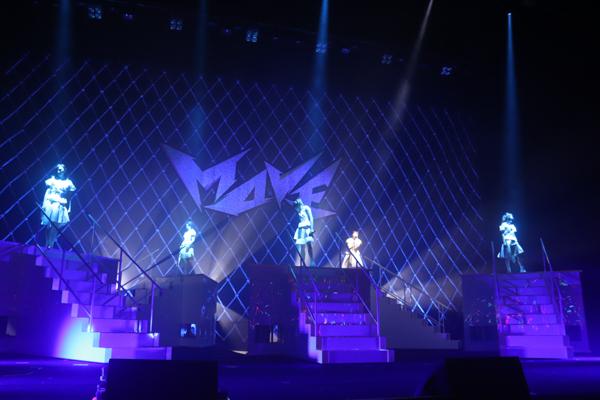 私立恵比寿中学(エビ中)、「動きで魅せるコンセプトライブ」初日公演を開催