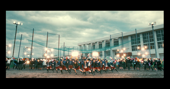 NGT48、新曲『Awesome』ミュージックビデオの公開スタート いがた総おどりに青春を捧げるドラマシーンに注目