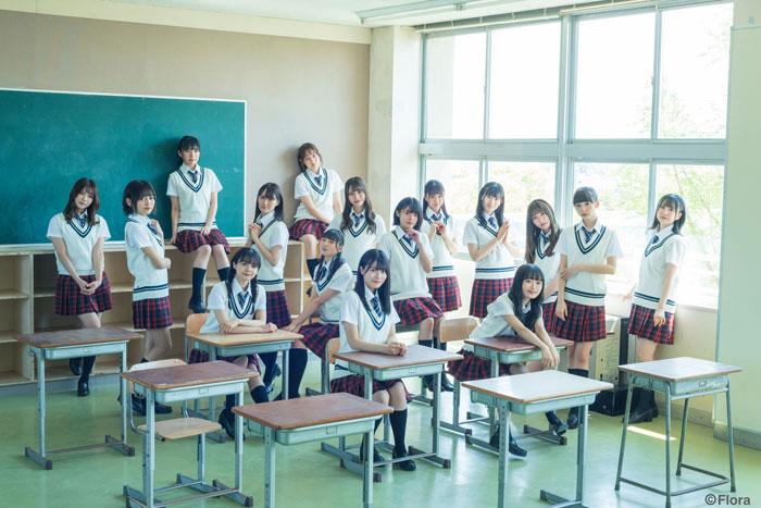NGT48、最新シングル『Awesome』のMVメイキングが公開