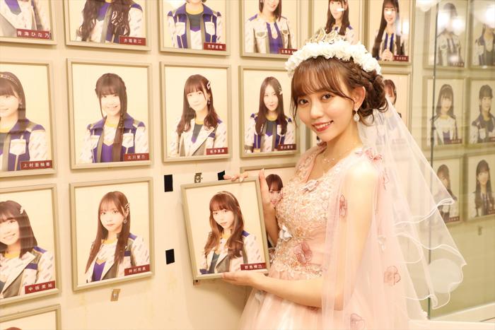 SKE48 野島樺乃「夢は叶えられる」、最後の劇場公演で伝えた想い
