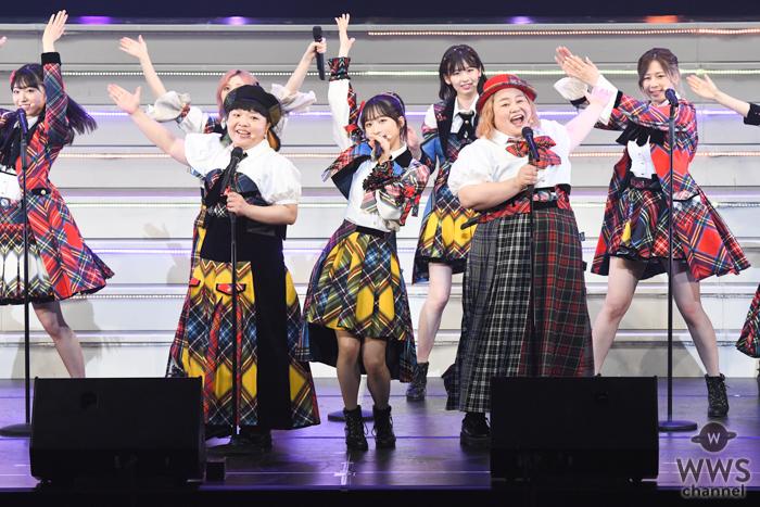 おかずクラブが「AKB48 THE AUDISHOW」にゲスト出演!岡田奈々が明かすAKB48の給料事情とは?