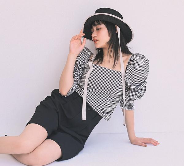 アンジュルム 佐々木莉佳子が「CanCam」専属モデルに!「誰かに夢を与えられる存在になりたい」