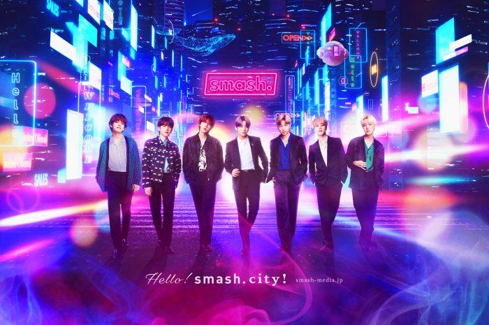 BTSが過ごす休日を「smash.」で覗き見 オリジナルコンテンツの配信スタート