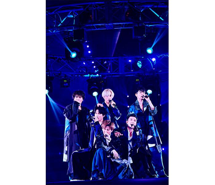 SixTONES、横浜アリーナで開催の有観客公演を完走 King Gnu 常田大希提供の新曲もリリース決定
