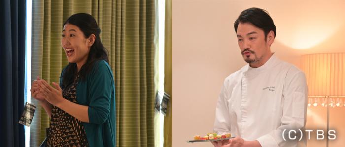 『着飾る恋には理由があって』最終回直前に横澤夏子と純烈・小田井涼平がゲスト出演