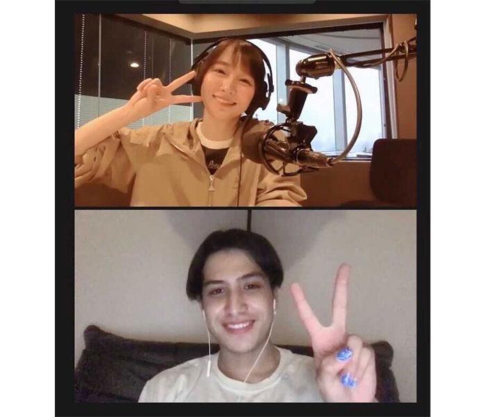 吉岡里帆と動画クリエイターkemioが対談 NYのライフスタイルや夢を語る