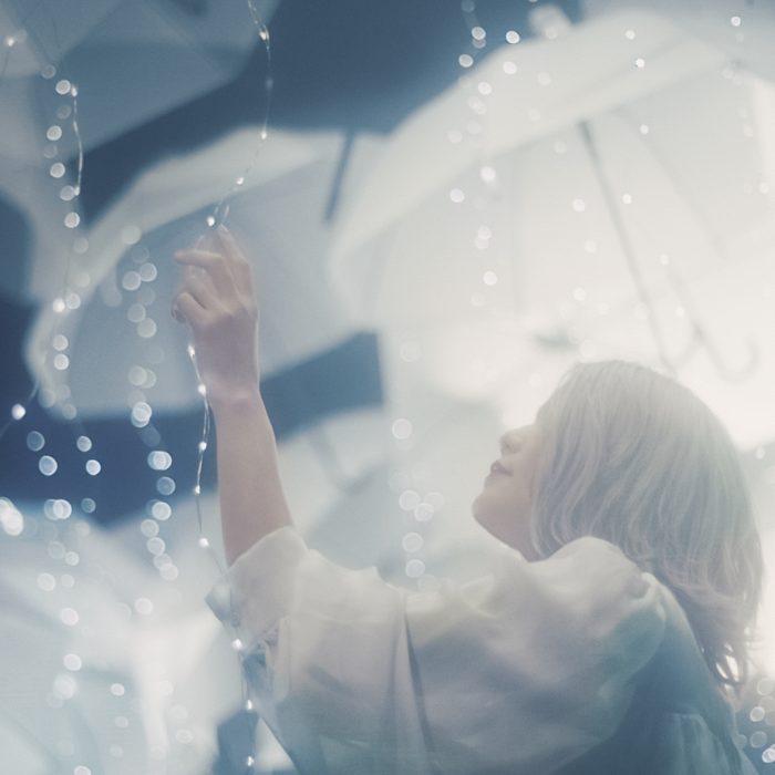 ハラミちゃん、音色で雨模様を表現したオリジナル楽曲『雨』をリリース