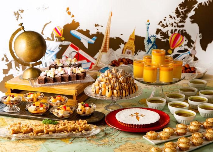 Salon de Sweets『世界のスイーツフェア』開催