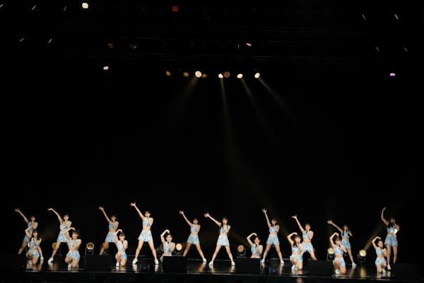 ハロプロ研修生の定期公演が有観客で開催