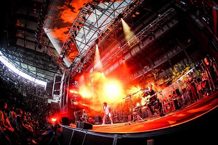 ONE OK ROCK、特別な4日間となった河口湖でのアコースティック公演が無事終了!31日にはライブ配信開催!