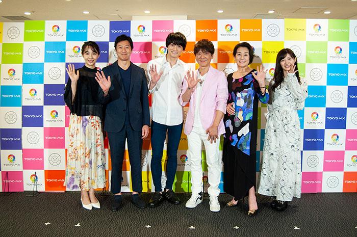 寺西優真、連続ドラマ「人生いろいろ」で家族の大切さをアピール! 恋人役のAKB48・武藤十夢「たくさんの皆さんにこのドラマを見て欲しい」