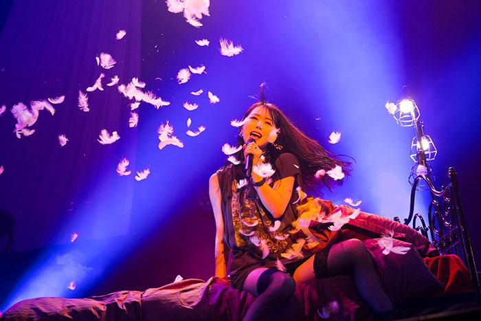 NMB48・白間美瑠、ソロコンサートを有観客で開催!「卒業しても歌って踊ることを続けていきたいです」