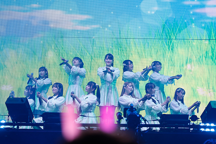 =LOVE、 全国ツアーファイナル公演を横浜アリーナで開催!