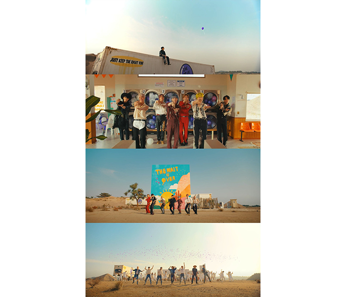 BTS、新曲「Permission to Dance」MV公開!