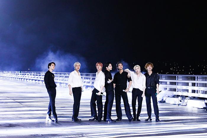 BTS、二日連続で米人気トークショー「ザ・トゥナイト・ショー・スターリング・ジミー・ファロン(The Tonight Show Starring Jimmy Fallon)」のエンディングを飾る!