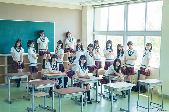 NGT48、6thシングル「Awesome(オーサム)」のTikTokキャンペーン開催決定!