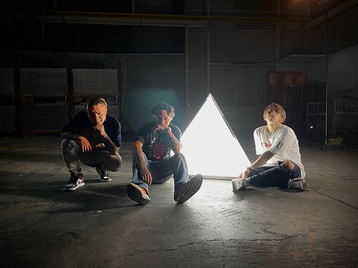 BACK-ON、JESEE (RIZE,THE BONES)を迎えた新曲をデジタルリリース決定!