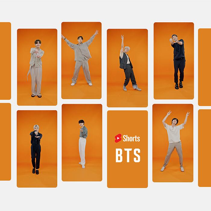 BTS、YouTubeショート独占「Permission to Dance Challenge」開催!