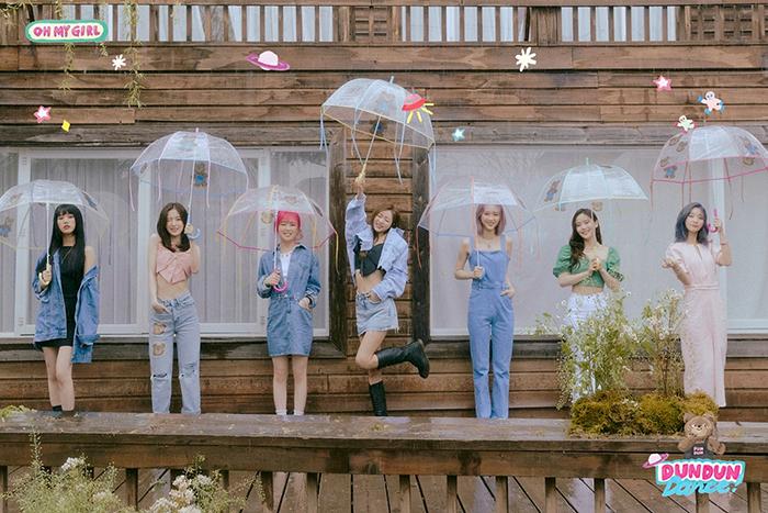 OH MY GIRL、日本での2ndシングル発売決定!7月21日から先行音源配信も決定!!