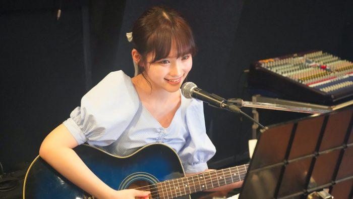 矢作萌夏、誕生日に開催したデジタルライブで作詞作曲のオリジナル曲披露