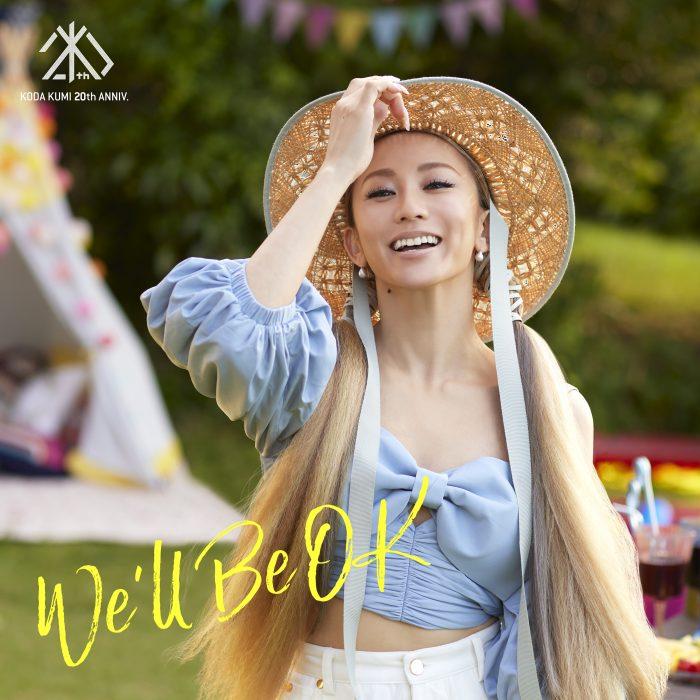倖田來未、新曲『We'll Be OK』が配信スタート&MVがプレミア公開