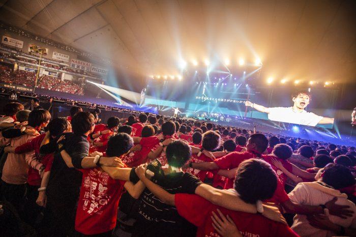 UVERworld、東京ドーム公演のライブ音源を配信