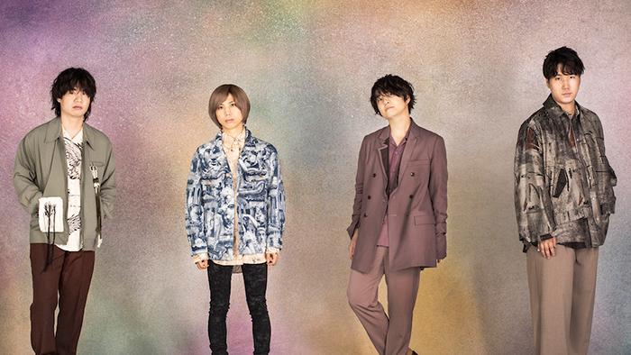 Official髭男dism、AL『Editorial』収録楽曲と特報第一弾映像を公開!