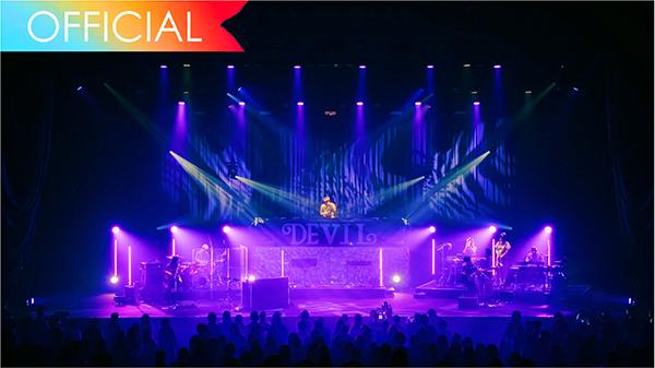 """ビッケブランカ、Devil Tour """"Promised""""「ミラージュ」のライブ映像公開!先行配信EP「BYE」の詳細も発表!"""