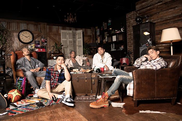 DOBERMAN INFINITY、8月発売のニューシングルから「Updating Life」の配信がスタート!