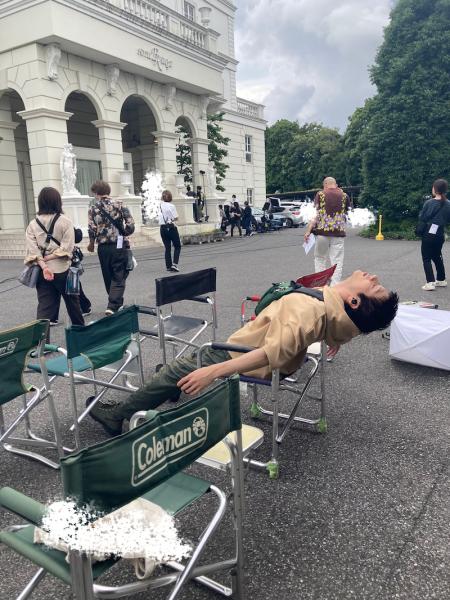 山田裕貴が「ポツンと感」を滲み出す写真を大量公開