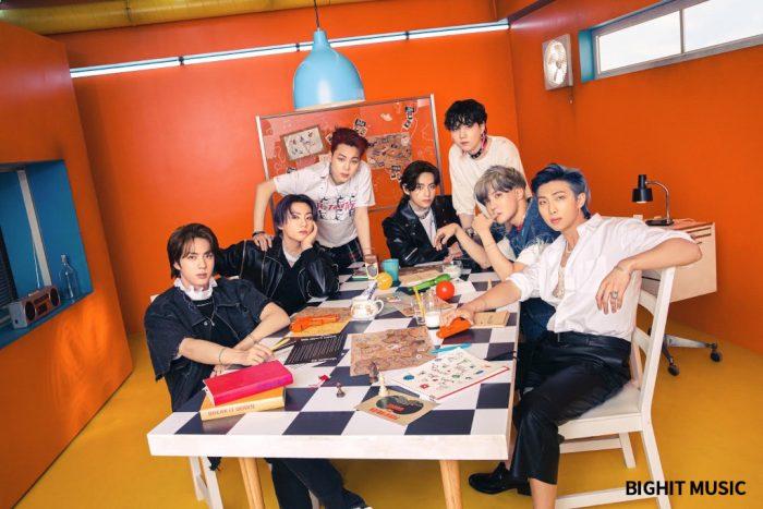 BTS、「音楽の日」で新曲『Permission to Dance』フルサイズ披露決定