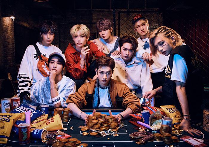 Stray Kids、「My Pace -Japanese ver.-」がABEMAの大人気恋愛番組『虹とオオカミには騙されない』の挿⼊歌に決定!
