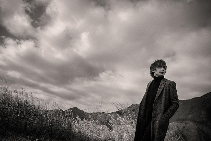INORAN、コロナ禍で制作した作品の完結編となる8カ月ぶりのニュー・アルバム発売決定!