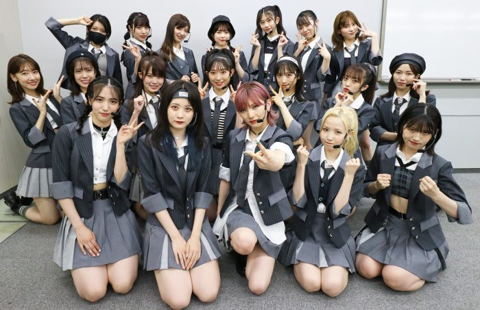 AKB48、最新シングル『根も葉もRumor』初披露!センターは岡田奈々
